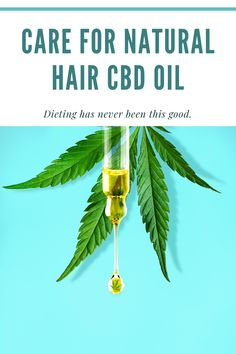 How To: Care For Natural #Hair Using #CBD #Oil