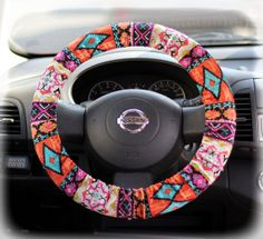 Hey, I found this really awesome Etsy listing at http://www.etsy.com/listing/170421282/steering-wheel-cover-wheel-car