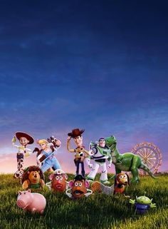 Watch Toy Story 4 : Full Length Movies Woody Has Always Been Confident About His Place In The World And That His Priority Is Taking Care Of. Toy Story Movie, Toy Story Party, 4 Story, Arte Disney, Disney Art, Desenho Toy Story, Festa Toy Store, Dibujos Toy Story, Lilo Et Stitch
