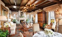 Amazing Sea Island Suite at The Cloister Hotel