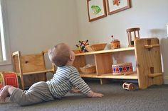 Ambientes Montessori en casa. Montessori desde el Nacimiento |