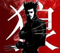 Me as Wolverine
