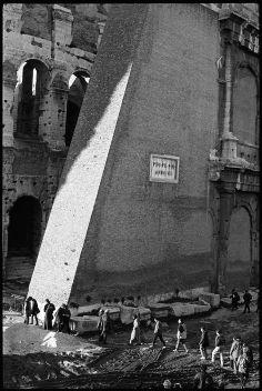Leonard Freed, Rome.