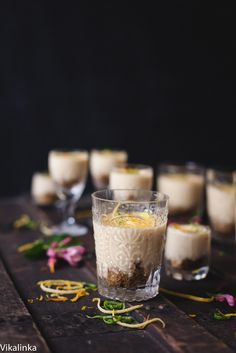 These citrus and vanilla bean possets is the only English pudding you need to know how to make. Simple and delicious!