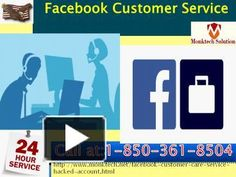 How Does Facebook Customer Service 1-850-361-8504 Remotely Help?If you are one of those Facebook users who are looking for relevant, reliable and affordable Facebook technical aid then you are at the right place where you can use the Facebook Customer Service number 1-850-361-8504. Here, you can get in touch with the technical specialists who are specialized in providing help in the best possible manner. For more information visit…