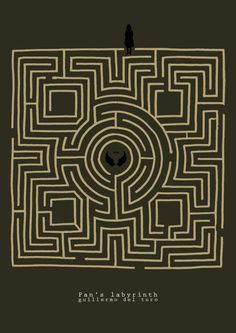 Pan's Labyrinth - Guillermo Del Toro