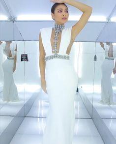 James Reid, Nadine Lustre, Jadine, Evening Dresses, Formal Dresses, Beautiful Dresses, Beautiful Pictures, Pinoy, Celebrities