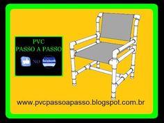 HMONGPLUSS.COM - Cadeira-de-tubos-de-pvc