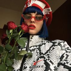 Meet Sita Abellán, the Jeremy Scott– and Rihanna-Endorsed Street Style Star on the Rise