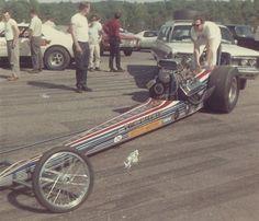 Capitol Raceway Tom McEwen AA FD 1968