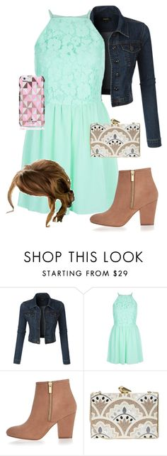 """""""Bristol 4"""" by kate-reads on Polyvore featuring LE3NO, River Island, KOTUR, Kate Spade, women's clothing, women, female, woman, misses and juniors"""