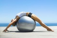 Flexibility is great for back pain relief ... time & patience to get to this level ... inspiring tho.