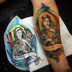 """Tatuagem feita por <a href=""""http://instagram.com/sergiorodrigues_tattooer"""">@sergiorodrigues_tattooer</a>❤️ Av: do Taboão 4097 sala 10 -São Bernardo do Campo SP Av: Atlantica 620 Jardim do Mar - São Bernardo do Campo 55(11)947184481"""