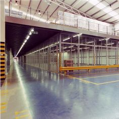 Storage mezzanine floor 2.