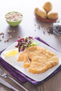 Amici #vegetariani! Ecco la #cotoletta pensata apposta per voi! #Giallozafferano #recipe #ricetta #veggie