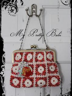 Crochet Purse Crochet Bags and Purses Handmade Bag