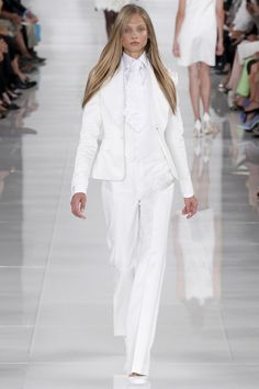 New York Fashion Week, spring/summer 2014,  Ralph Lauren