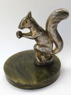 1960s silver squirrel