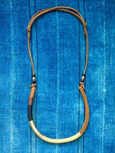 Necklace by Den and Delve.