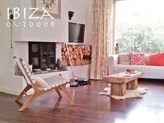 Leuke foto van een klant uit Eindhoven ontvangen met onze Ushuaia lounge stoel en robuuste salontafel, staat erg leuk in deze woonkamer, bij interesse graag even mailen naar ibizaoutdoor@gmail.com gr Mees