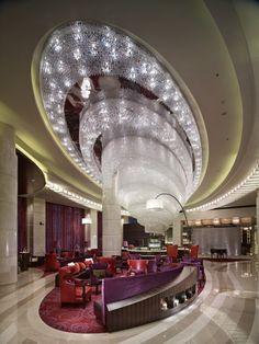 Renaissance Shanghai Putuo Hotel, Shanghai, China desigend by VOA Associates