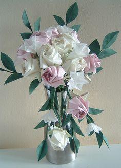 A bouquet of Kawasaki Roses