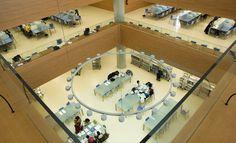 Biblioteca Campus de Fuenlabrada (URJC)