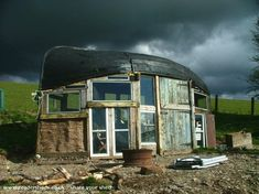 Unique from Up a mountain on a farm |  #shedoftheyear @djbadly