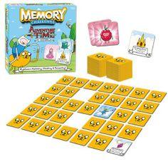 Shmowzow! It's the world's most popular matching game. http://www.amazon.com/Memory-Challenge-Adventure-Time-Edition/dp/B00B4YTWF0/ref=sr_1_20?m=A3030B7KEKNTF7&s=merchant-items&ie=UTF8&qid=1394312101&sr=1-20&keywords=toys