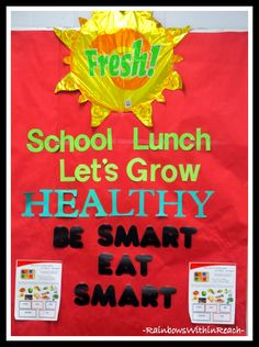 17 Best ideas about Cafeteria Bulletin Classroom Welcome Boards, Cafe Bulletin Boards, Cafeteria Bulletin Boards, Nutrition Bulletin Boards, Nurse Bulletin Board, Back To School Bulletin Boards, School Cafeteria Decorations, School Lunchroom, School Fun
