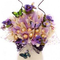 Butterflies- Ferrero Rocher Chocolate Bouquet