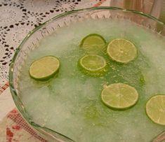 Lion House Lime Slush Punch