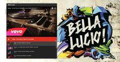 """""""Bella Lucio"""" in streaming. Ascoltalo per intero su Hano.it"""