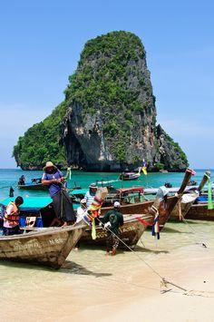 Phra Nang Beach | by Mark Fischer