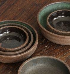 Crick & Watson - Nesting Bowl Set Nesting Bowls, Bowl Set, Tableware, Dinnerware, Tablewares, Dishes, Place Settings