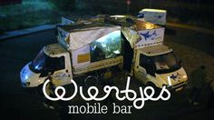 Mobile Bar - Party in the streets
