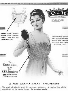 The Corset and Underwear Review, vol 10. 1917