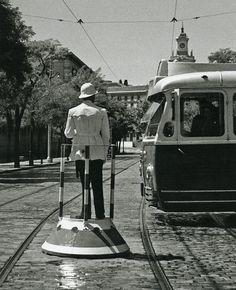 1953. Tocados con su