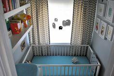 cool small nursery