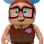 Carl from The Disney Pixar Up Set