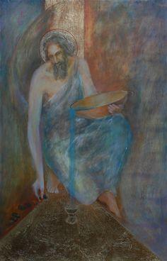 jaro halmo  The saint of John the Baptist Святой Иоанн Креститель