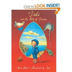 book about Dali for when I teach surrealislm