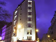 Paris Le Chat Noir Design Hotel France, Europe Ideally located in the prime touristic area of 18th - Sacré Coeur - Montmartre, Le Chat Noir Design Hotel promises a relaxing and wonderful visit. Offering a variety of facilities and services, the hotel provides all you need for a good night's sleep. Facilities like free Wi-Fi in all rooms, fax machine, 24-hour front desk, facilities for disabled guests, luggage storage are readily available for you to enjoy. Television LCD/plasm...