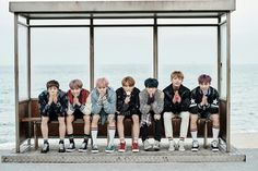 BTS - WINGS: YOU NEVER WALK ALONE Special Photo ❤ #BTS #방탄소년단