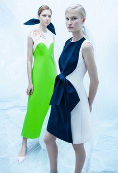 Delpozo Resort 2018 Fashion Show Collection