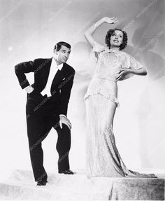photo cary Grant Irene Dunne film The Awful Truth 3634-05