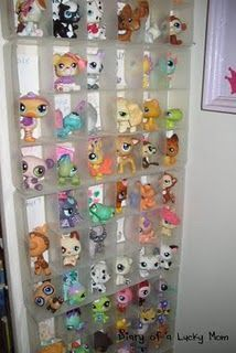 little pet shop storage.... My daughter would love this...