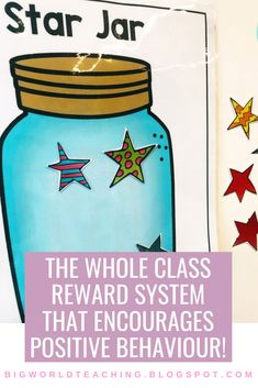 Whole class rewards are perfect to encourage classroom culture and a team approach to learning! I have the perfect (and super easy) printable to be used as a whole class reward system. Class Reward System, Classroom Reward System, Reward System For Kids, Classroom Rewards, Classroom Organisation, Classroom Resources, Classroom Themes, Organization, Whole Class Rewards