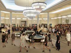 Défilé Haute Couture Automne-Hiver 2015