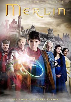 Merlin (2008-2012; UK - BBC; Colin Morgan, Bradley James; Angel Coulby; Katie McGrath) -- Quality family entertainment about Merlin and his buddies, Prince Arthur, Morgana, and Guinevere. Impressive guest stars.
